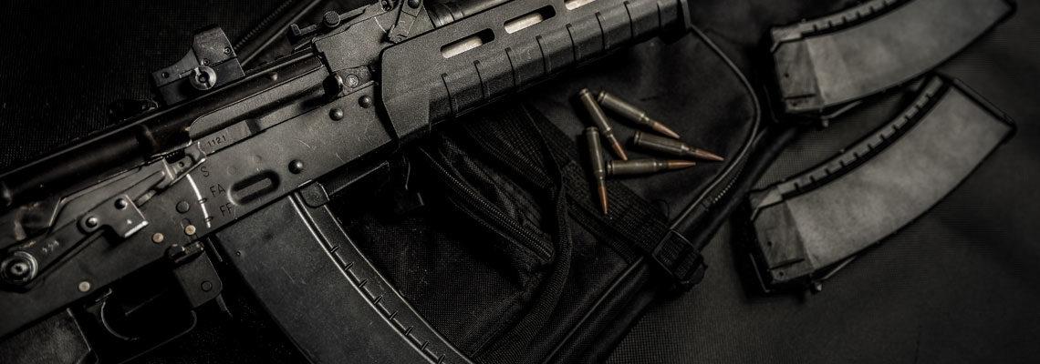 Réplique de fusil
